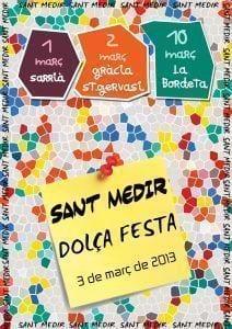 Sant Medir, la festa més dolça de Barcelona
