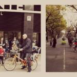 Child-friendly bike tour in Barcelona (Biking route #I)