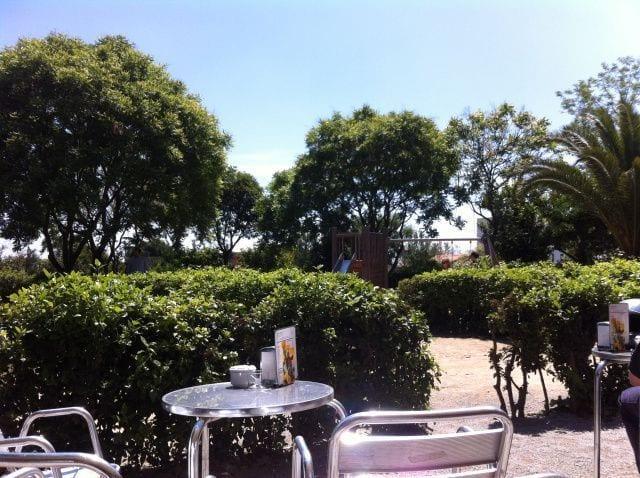 Parque de Eina terraza 1
