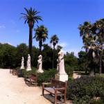 Eina park and playground in Barcelona