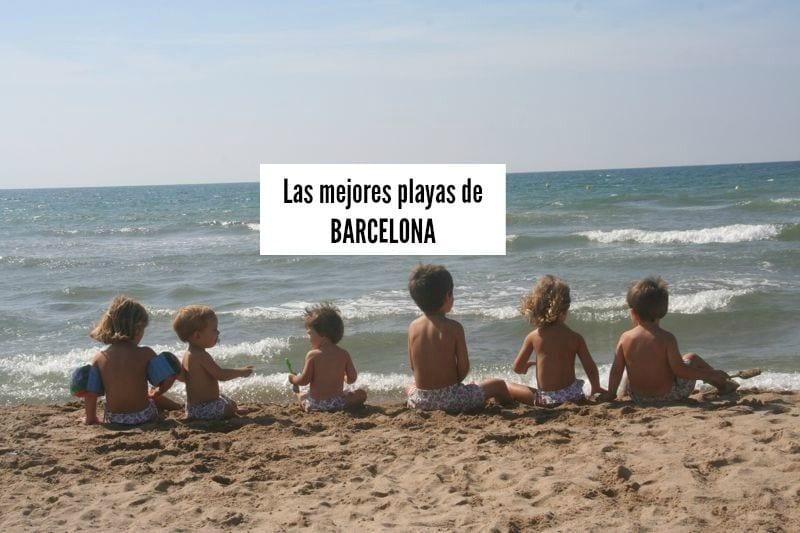 Las mejores playas Barcelona