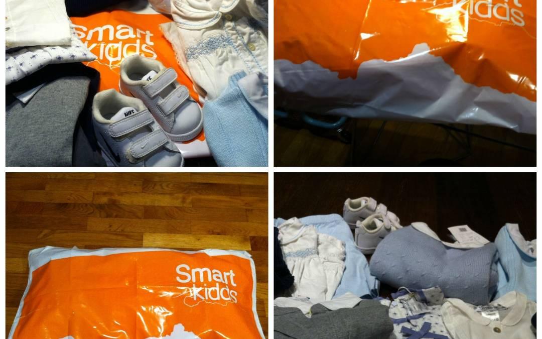 ¿Qué hacer con la ropa que ya no les va a tus hijos? Smartkidds.