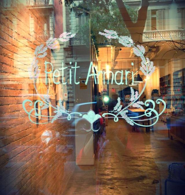 Petit Armari: quality children's clothing in Barcelona