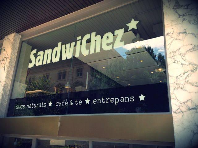 Sandwichez: bocadillos sanos y de buena calidad