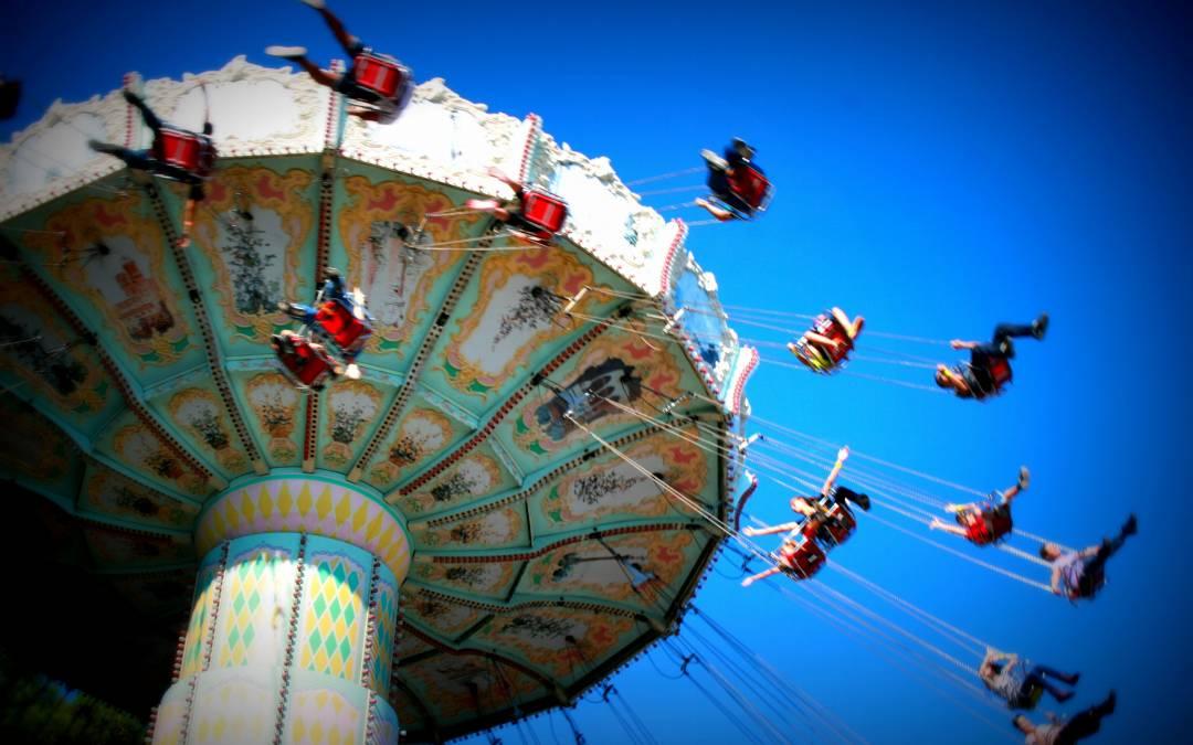 El parque de atracciones del Tibidabo: la crónica de Estibalitz