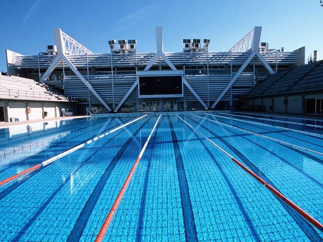 Les millors piscines de Barcelona