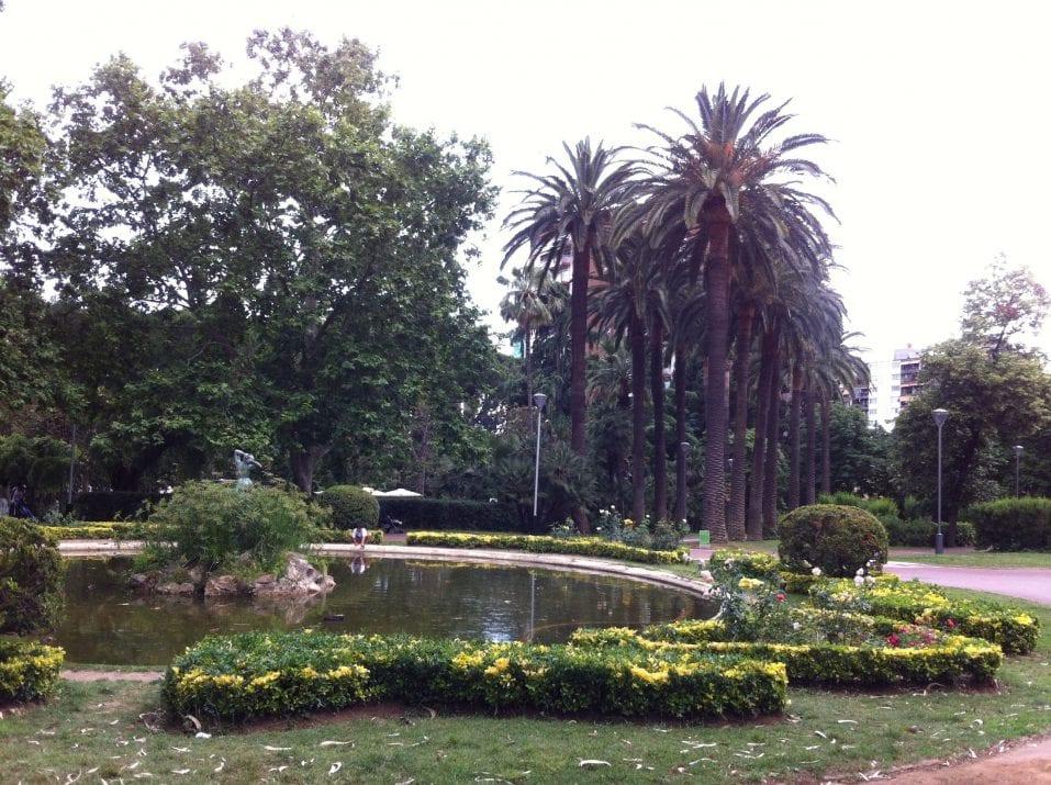 Park of Santa Amèlia