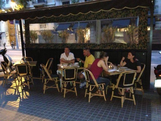 "Toto, un ""slow food"" en el Eixample de Barcelona"