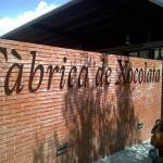 Espai Xocolata: Chocolate factory in Sant Sadurni d'Anoia