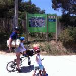Green Route Palafrugell - Castell beach. Bike tour