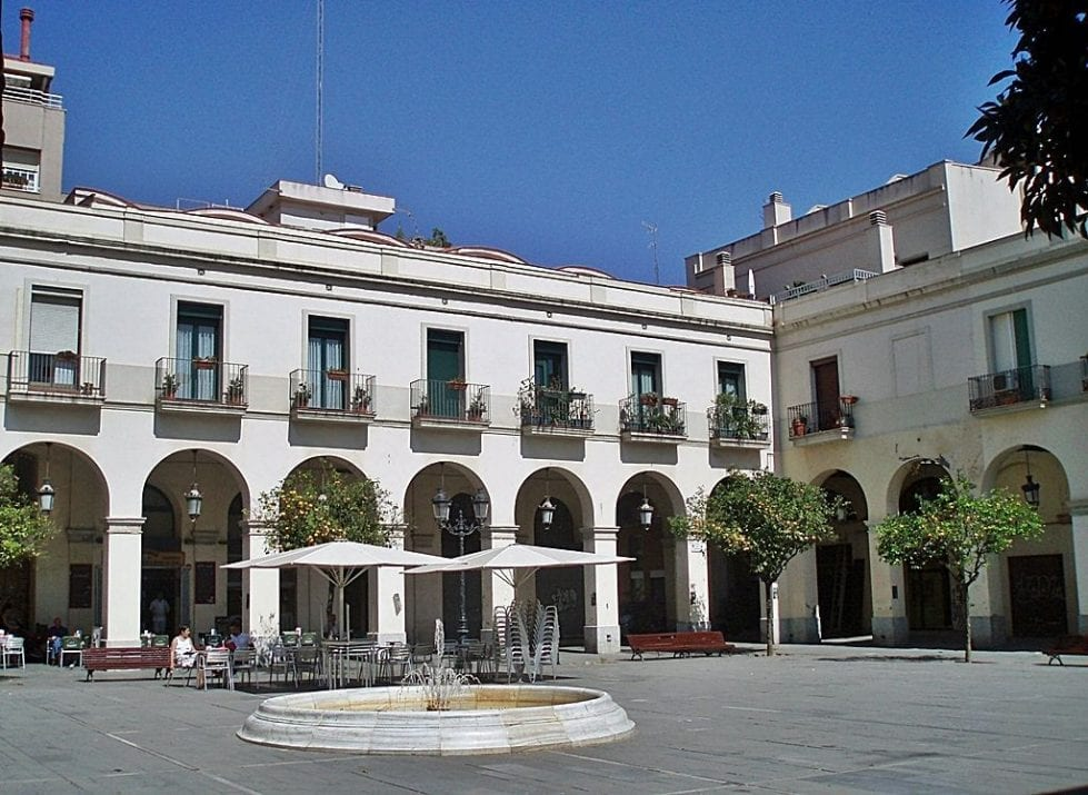 plaza masadas barcelona