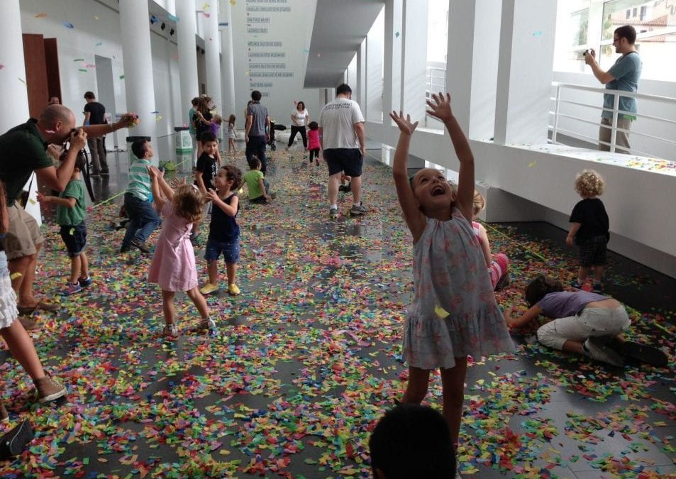 MACBA: Museum of modern art for kids & families