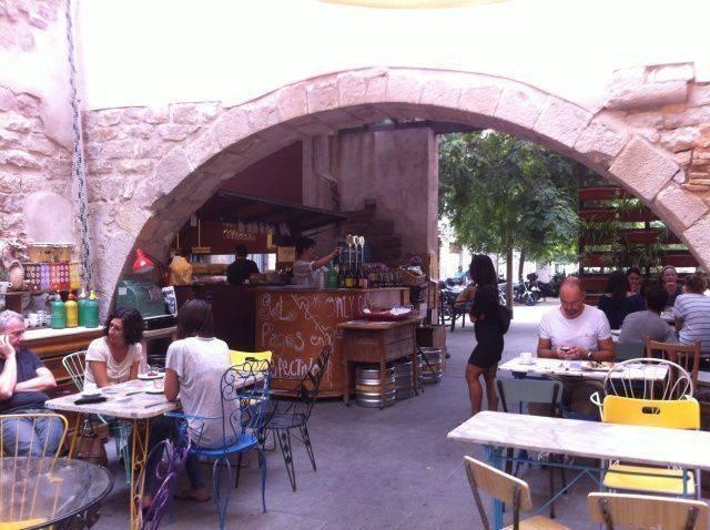 Espai Mescladís, una terraza en la que se cocinan oportunidades.