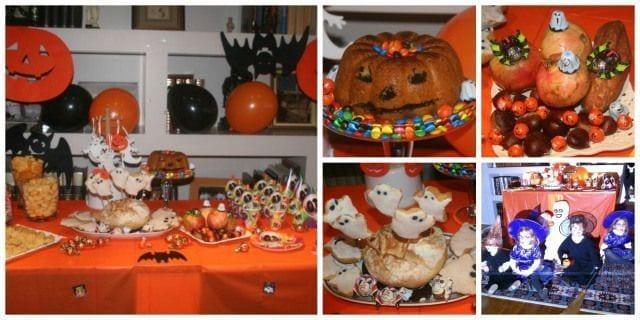 Castañada o Halloween, Castaween. Receta de panellets