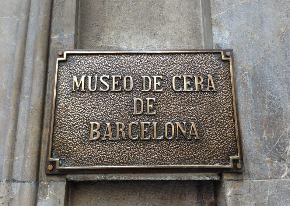 Visita el Museo de Cera de Barcelona con niños