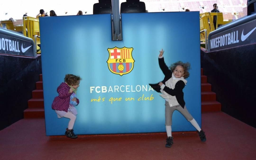 Visita al Camp Nou Experience