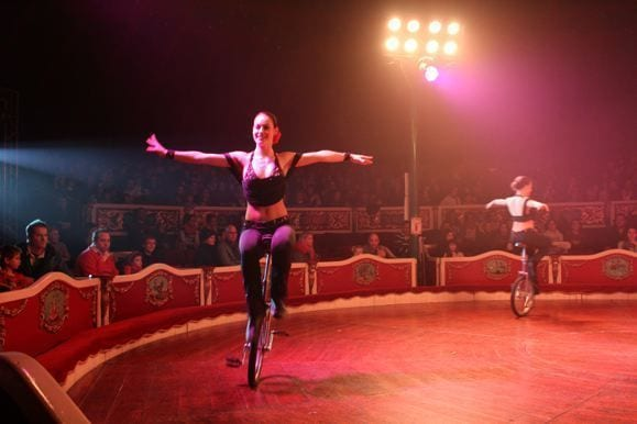 Circo Raluy Barcelona Boom