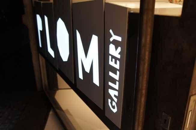 Plom Gallery, arte para niños en Barcelona.