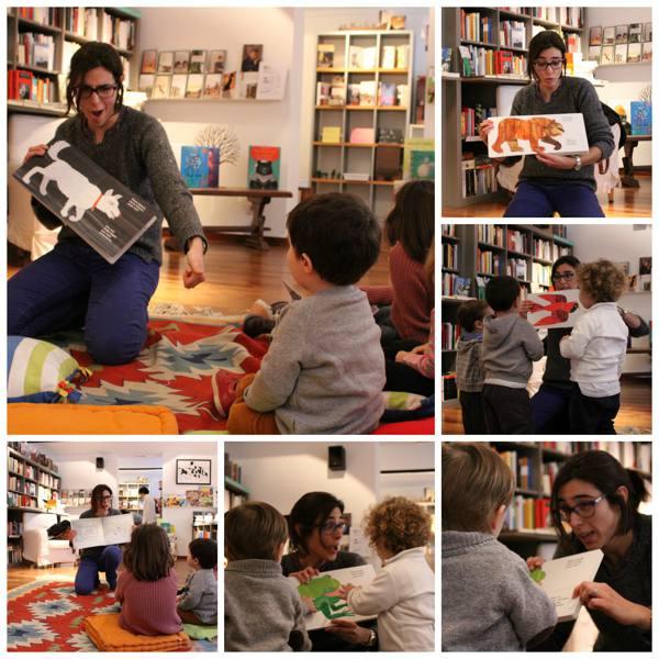 Tulabooks club de lectura para bebé´s