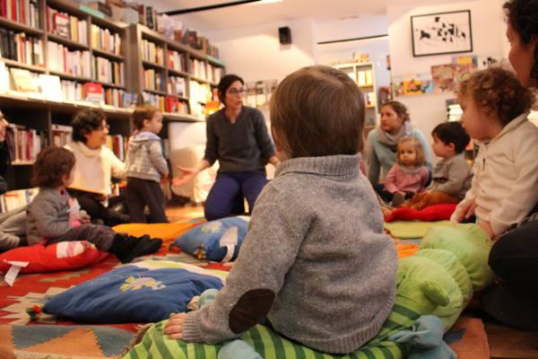 Tulabooks y Club de lectura para bebés