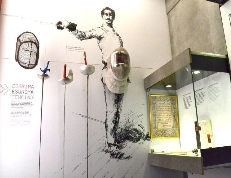 Museu_olimpic_Montjuic Barcelona_Colours
