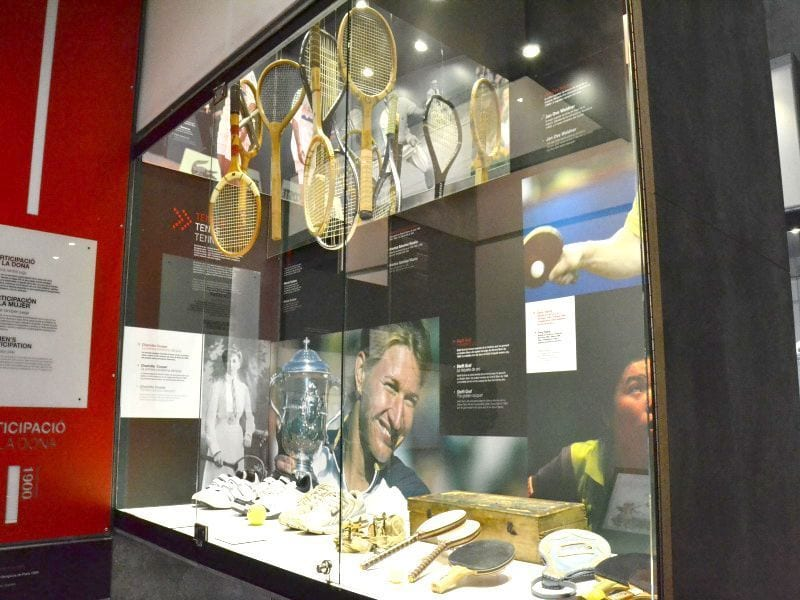Museu_olimpic_Montjuic|Barcelona_Colours tenis