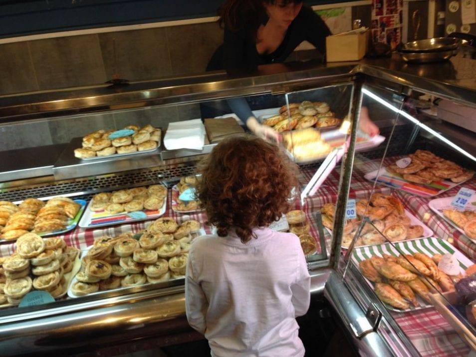 Rekons empanadas argentinas en Barcelona