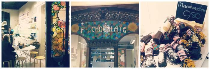Chök, los mejores donuts de Barcelona