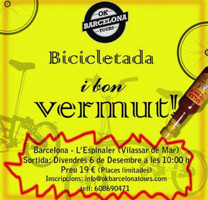 Bicing route in Barcelona – Vilassar de Mar