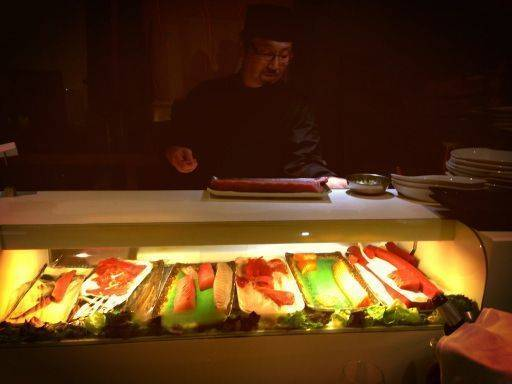 Shibui, a cosmopolitan Japanese restaurant