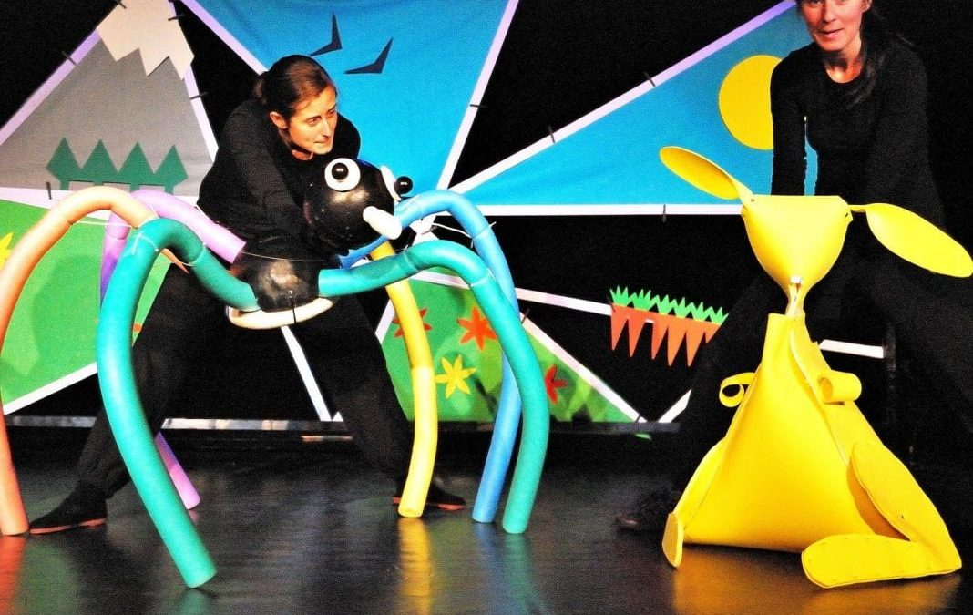 Viu el Teatre, theater for kids