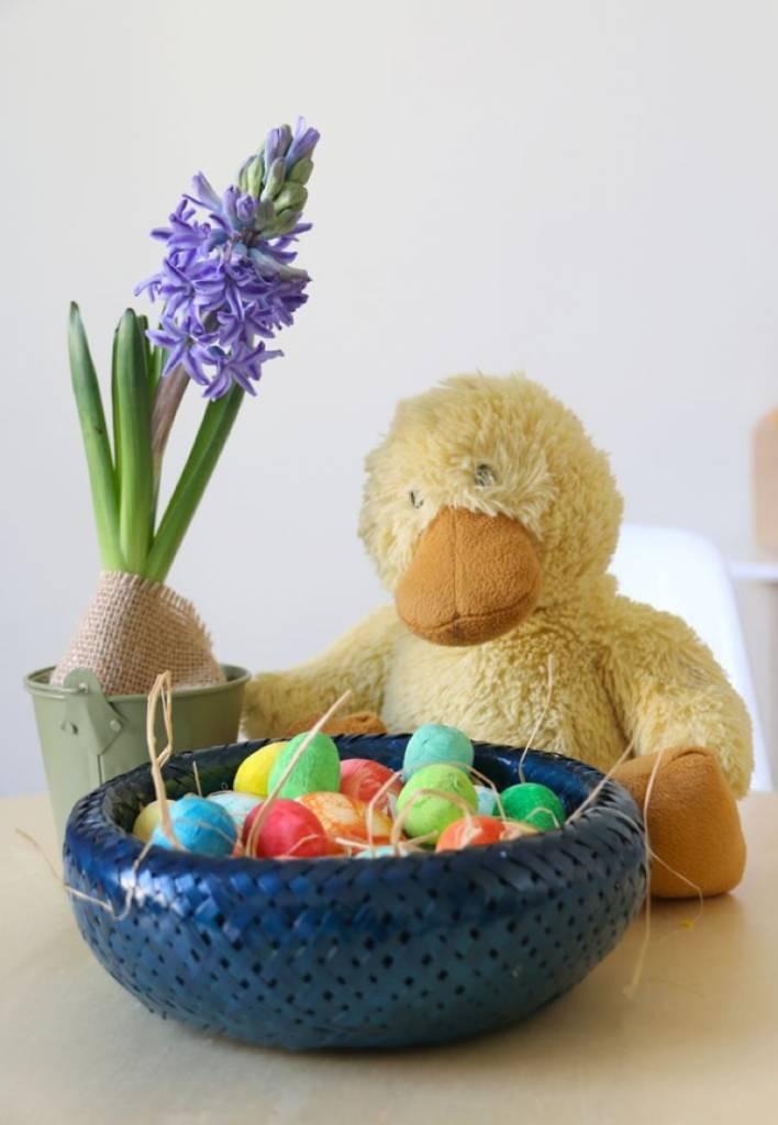 Manualidades con niños, huevos de pascua