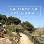 Restaurante al aire libre la Caseta del Migdia