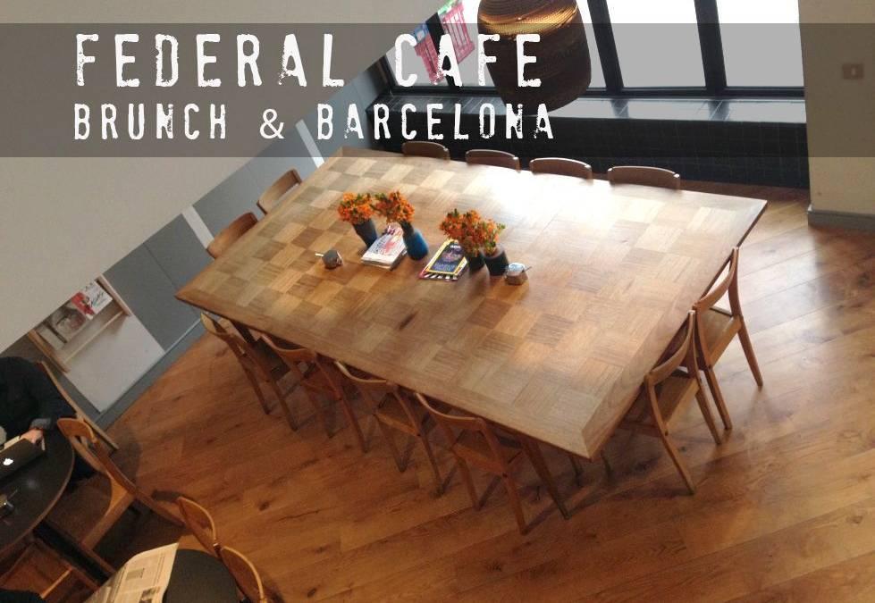 Federal Cafe, Brunch en Familia