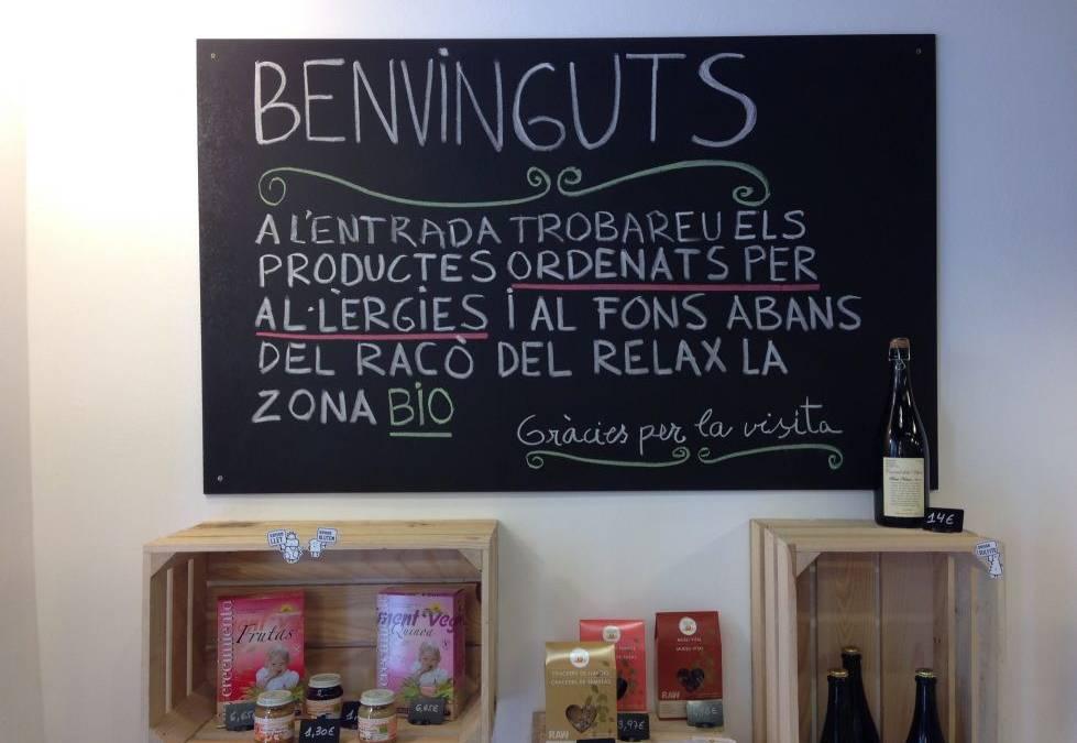 Yo también soy alérgico: la nueva tienda en Barcelona-