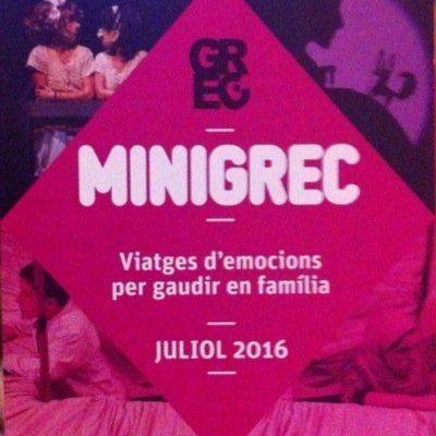 Minigrec, teatro para toda la familia