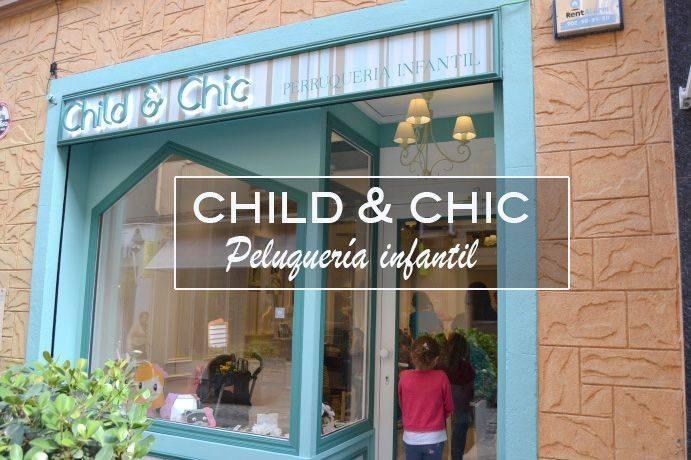 Child and Chic, peluquería para niños