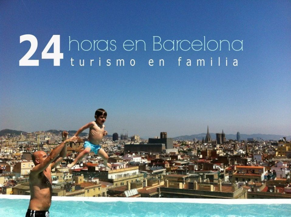turismo familiar barcelona