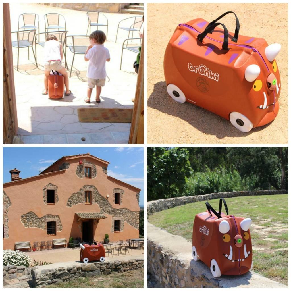 casa rural para ir con niños