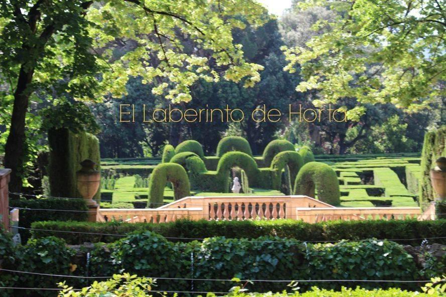 El laberinto de Horta, un oasis en Barcelona