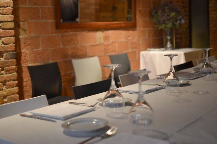 Catalina, un restaurante para eventos familiares