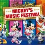 SORTEO ENTRADAS MICKEY'S MUSIC FESTIVAL BARCELONA