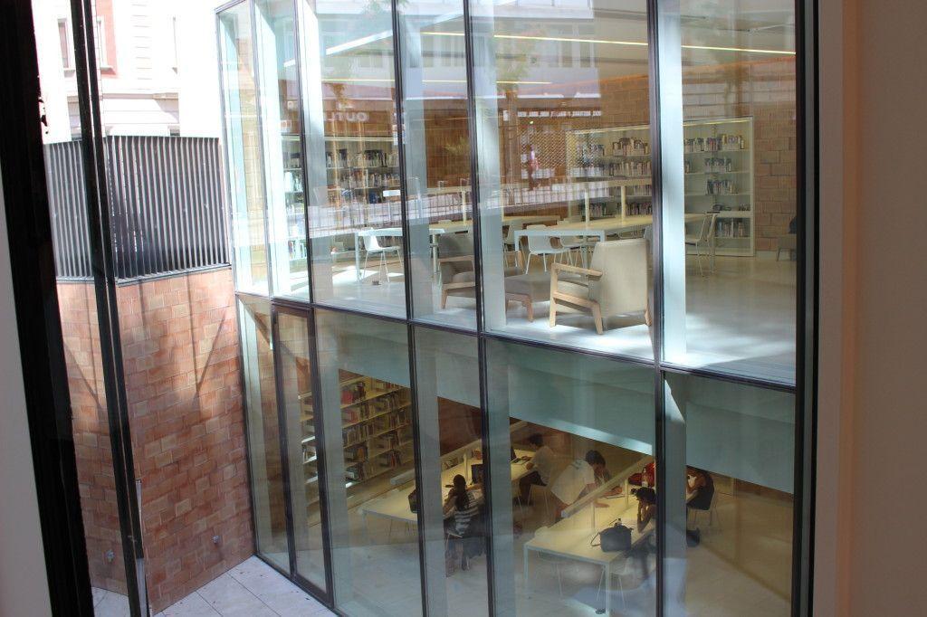 Biblioteca niños Barcelona