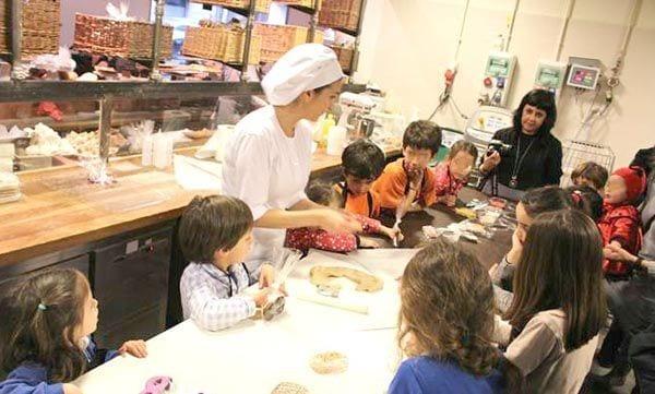 clases cocina infantil