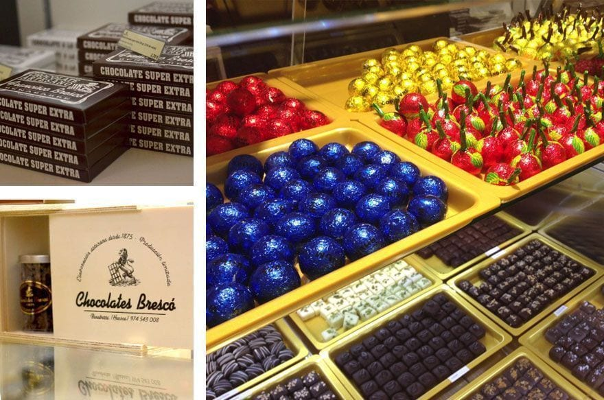 chocolates besco barcelona