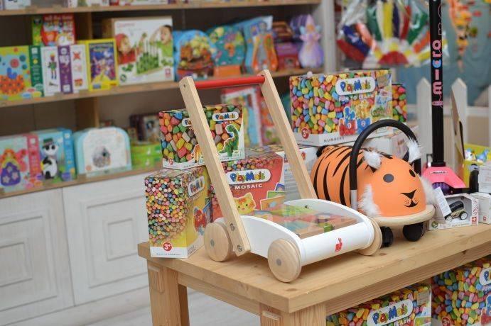 Las mejores tiendas de juguete de Barcelona