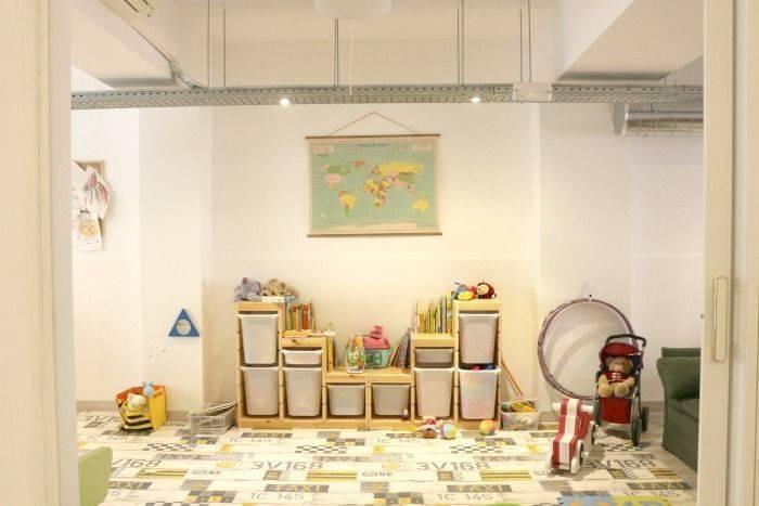 BABY FUN, un espacio de juego para niños
