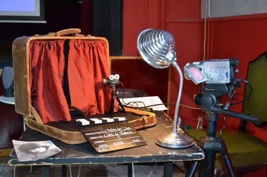la maleta del cine | Talleres cine para niños