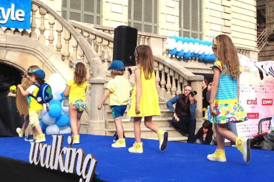 Petit Style Walking: la moda infantil que se lleva este verano