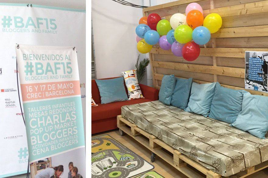 Bloggers and Family: la crónica #BAF15